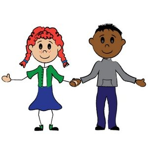 300x300 Boy And Girl Clip Art Many Interesting Cliparts