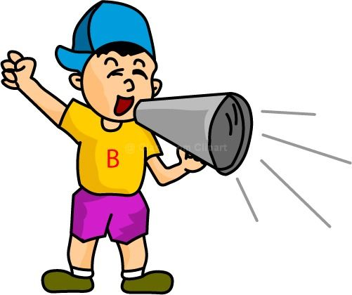 501x420 Boy Cheerleader Clipart