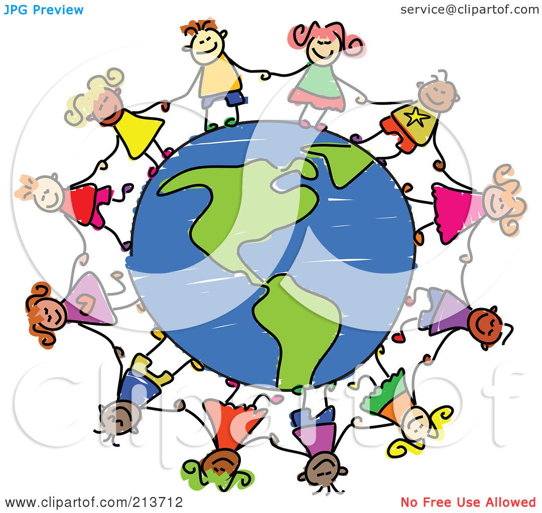 1080x1024 Royalty Free (Rf) Clipart Illustration A Childs Sketch