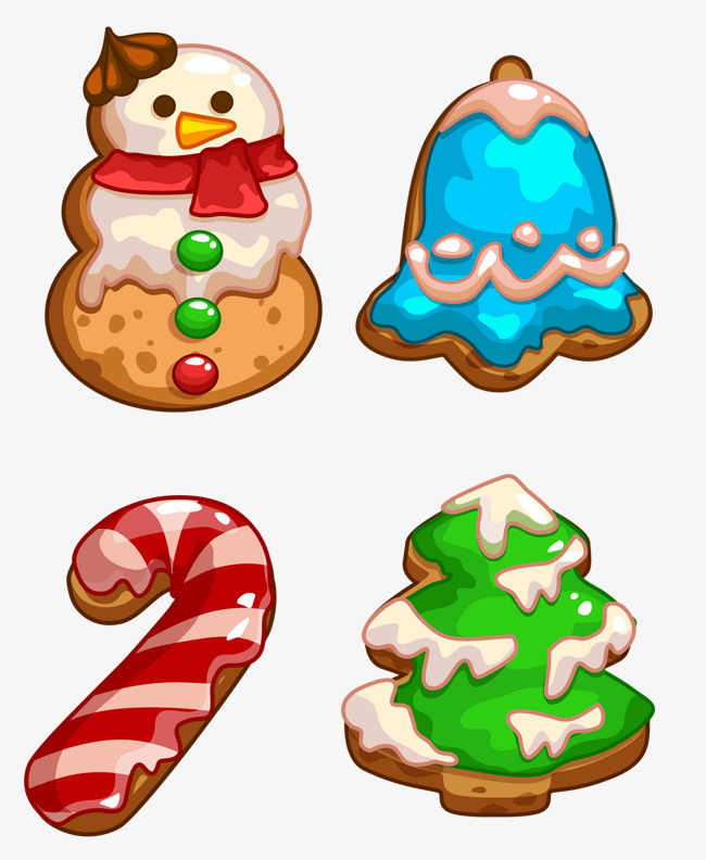 650x792 Christmas Cookies, Christmas, Christmas Eve, Western New Year Png
