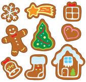 170x163 Christmas Cookies Clip Art Fun For Christmas