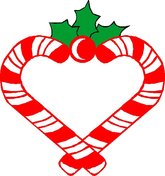 545x580 Candy Cane Clipart Christmas Stuff