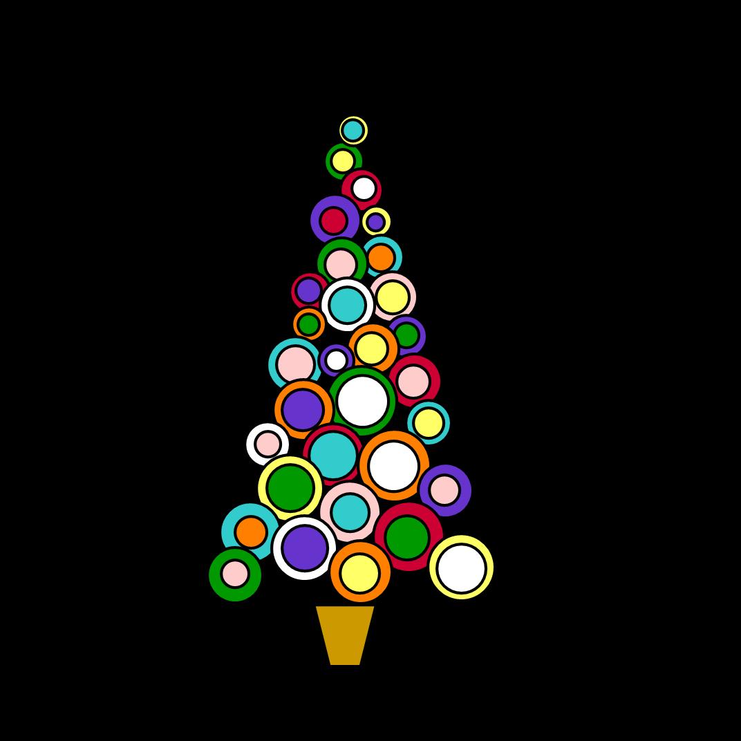1072x1072 Christmas Tree Clip Art Free Clipart Panda