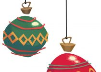 210x150 Clip Art Christmas Ornament Clip Art