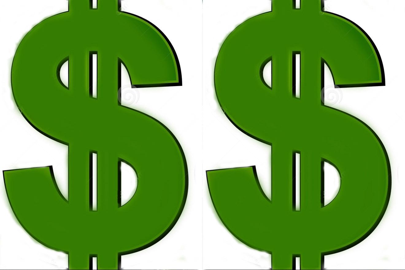 1320x881 Dollar Bill Clip Art