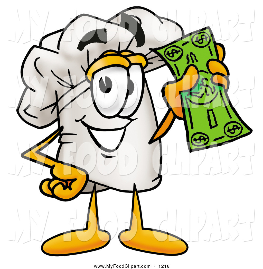 1024x1044 Food Clip Art Of A Cheerful Chefs Hat Mascot Cartoon Character