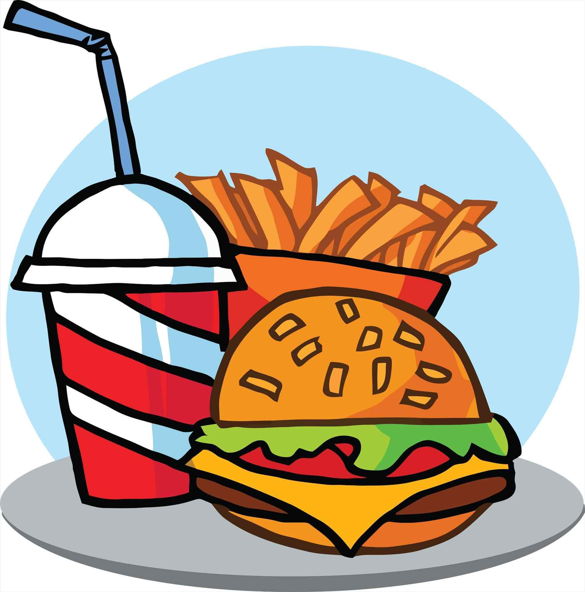 clipart of fast food at getdrawings com free for personal use rh getdrawings com fast food worker clipart fast foods clip art