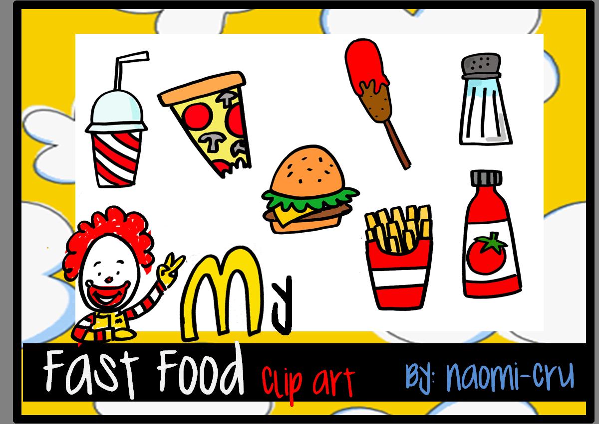 1200x851 Clip Art Fast Food Images Clip Art