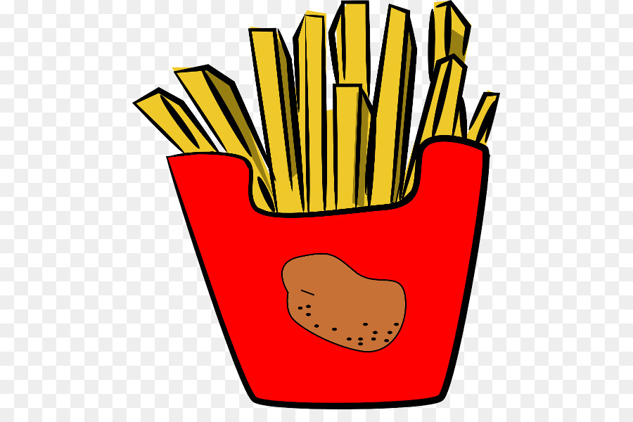 900x600 Mcdonald's French Fries Hamburger Fast Food Clip Art