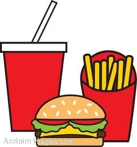 279x300 Fast Food Clip Art 19513 Clipart Panda