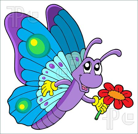 450x437 Collection Of Cute Butterfly Clipart High Quality, Free