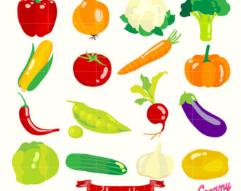 340x270 Juicy Berries Digital Vector Clip Art. Strawberry Blueberry