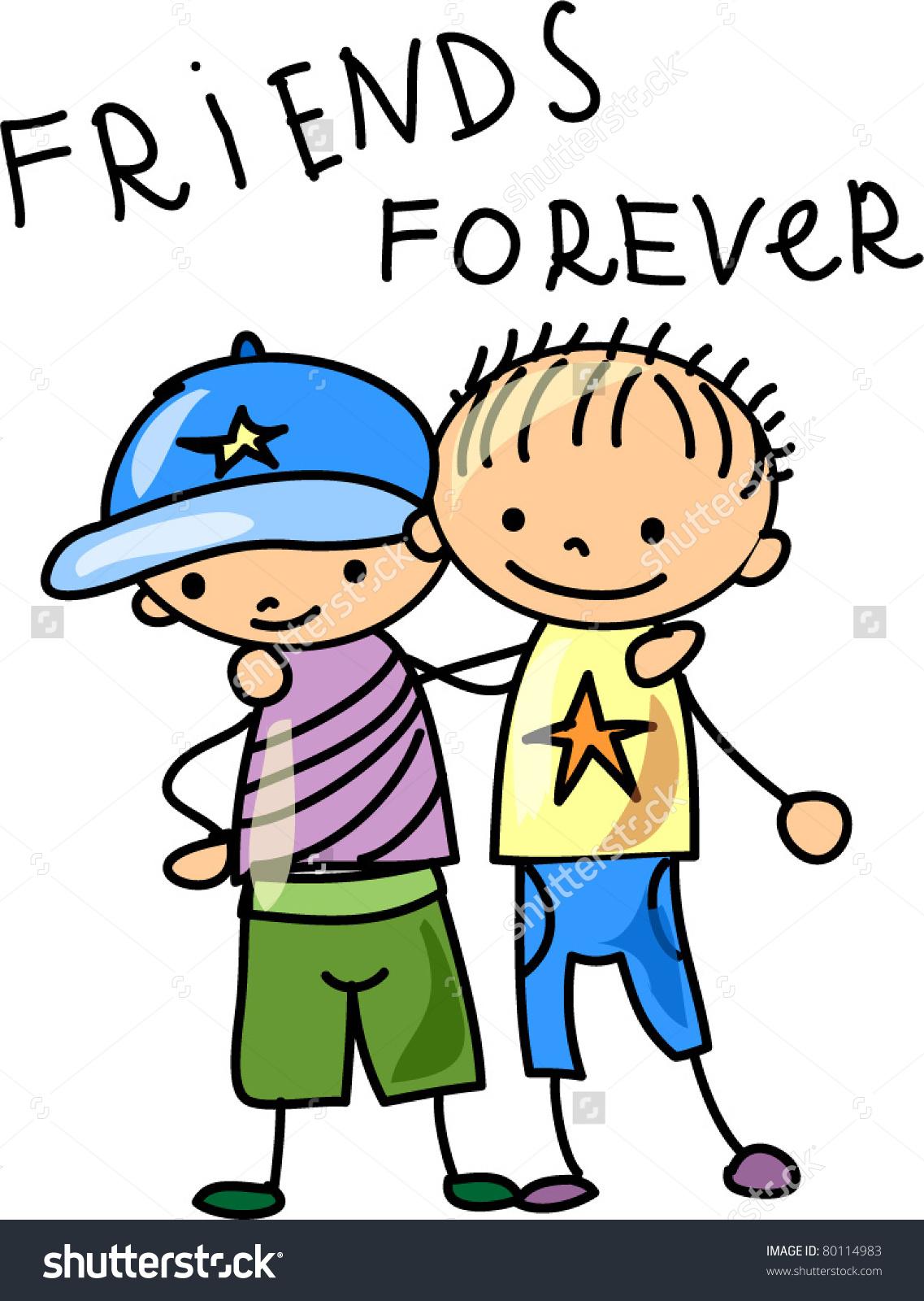 1137x1600 Boy Clipart Friendship 3095494