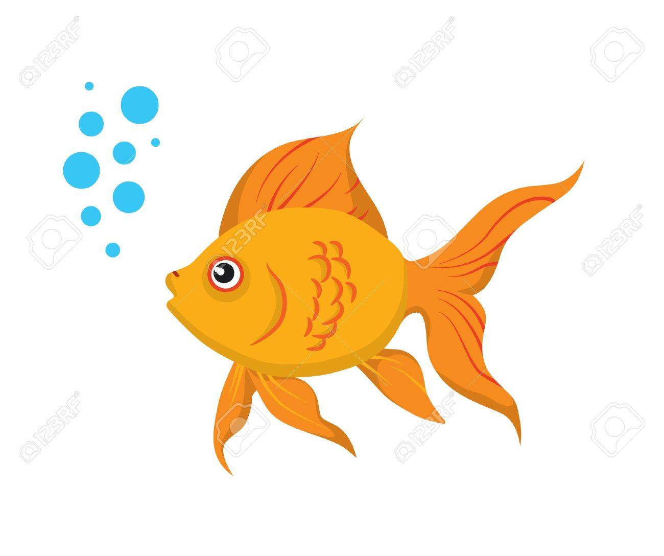1300x1088 Image Of Goldfish Clipart