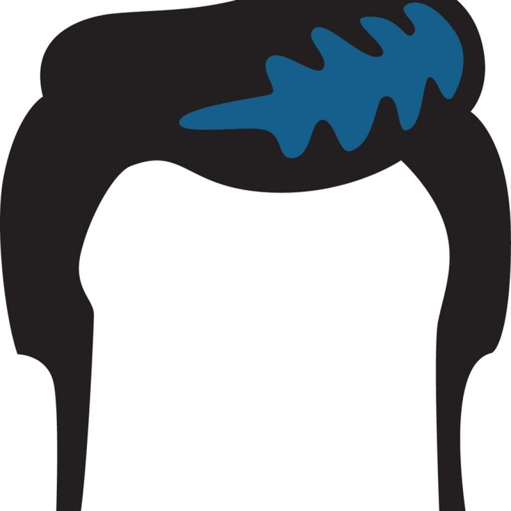 1024x1024 Hair Clipart Santa Clipart