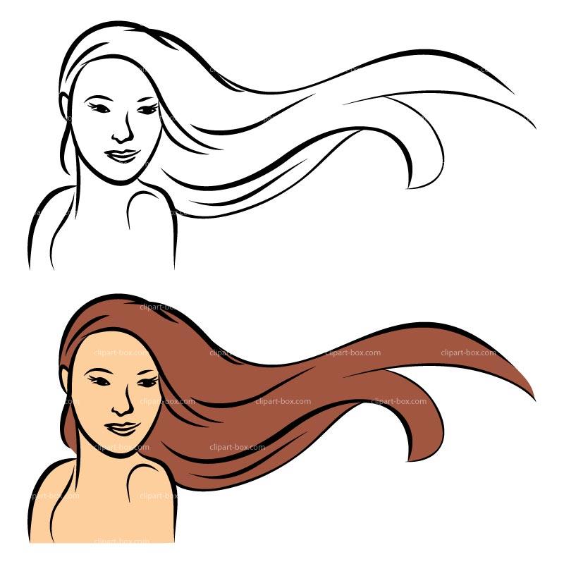 800x800 Best Hair Clipart