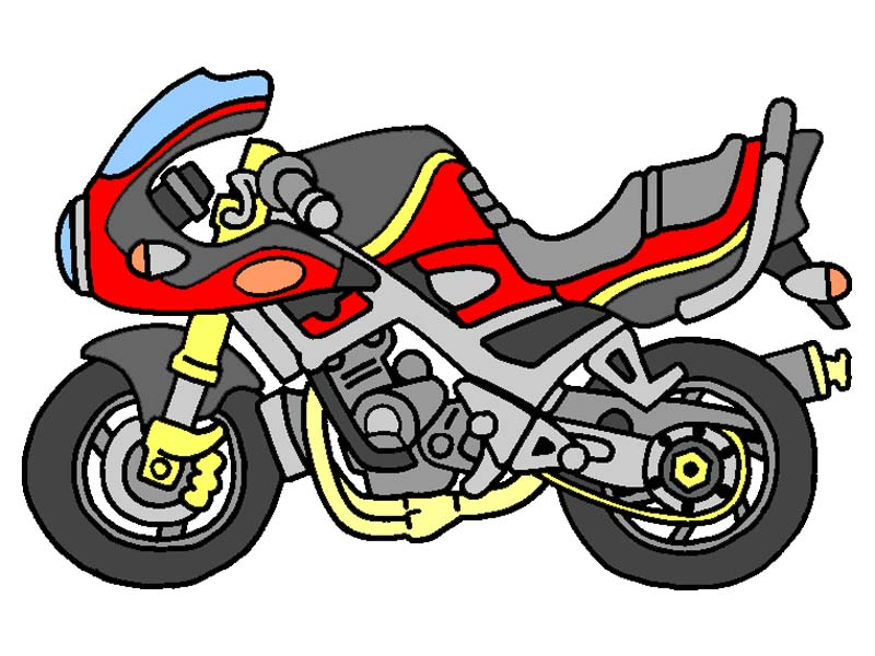 800x600 Motorcycle Clipart Animated Free Collection Download And Share