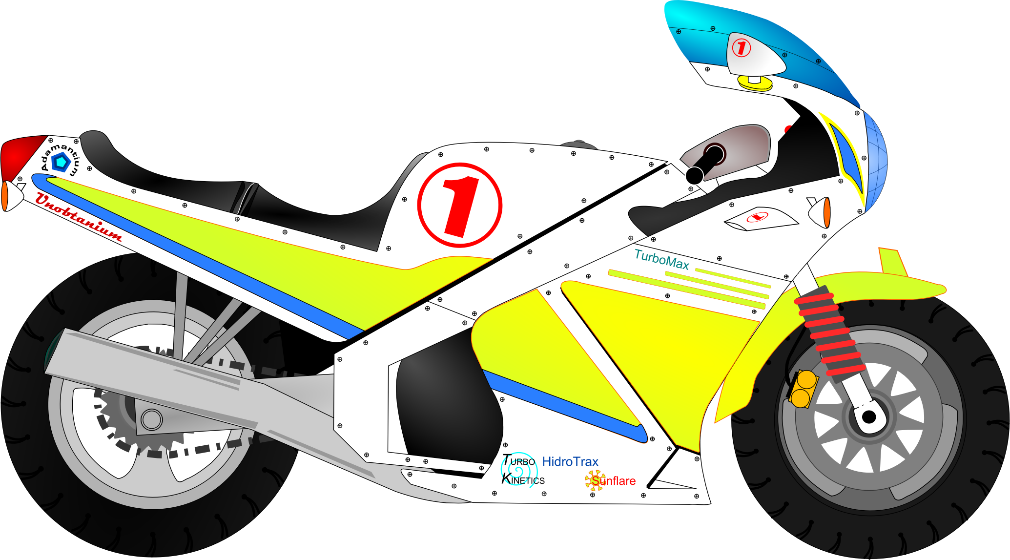 2069x1147 Motorcycles Png Clipart