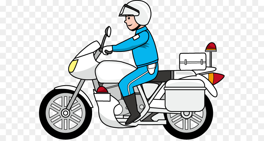 900x480 Car Police Motorcycle Police Officer Clip Art