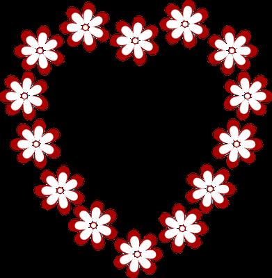 391x400 Hawaiian Clip Art Borders Free Clip Art Borders Flowers 021112