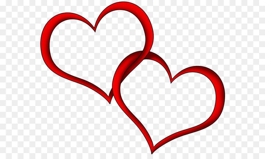 900x540 Heart Wedding Clip Art