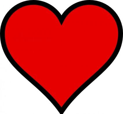 425x394 Heart Shape Clip Art Free Clipart Heart Shape Clipart Panda Free