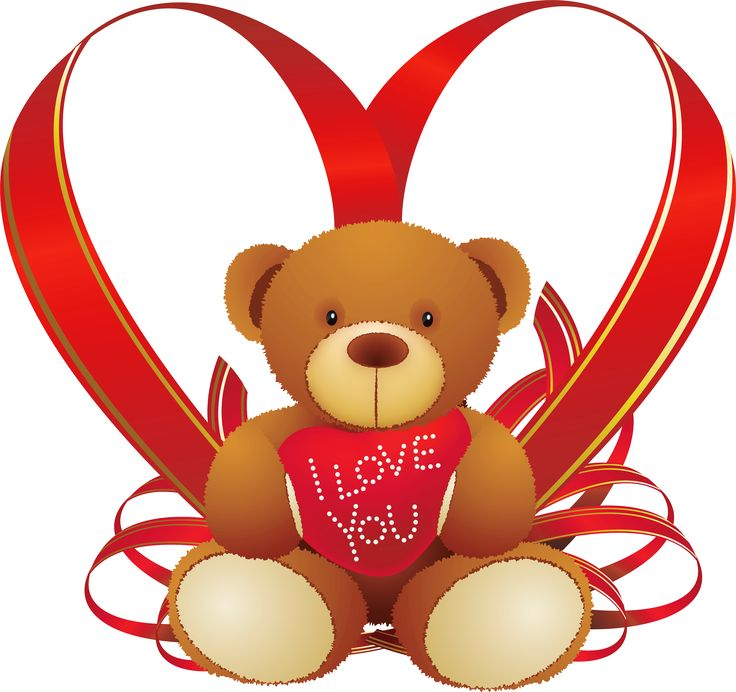 Clipart Of I Love You