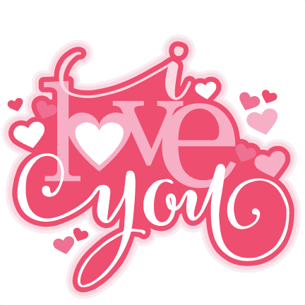 432x432 I Love You Clipart 7 Nice Clip Art
