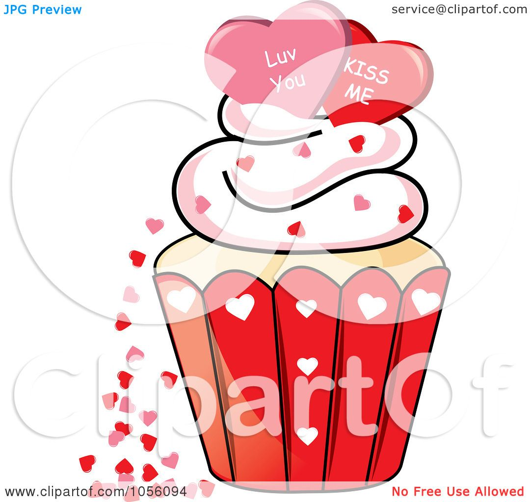 1080x1024 Royalty Free Vector Clip Art Illustration Of Love You And Kiss Me