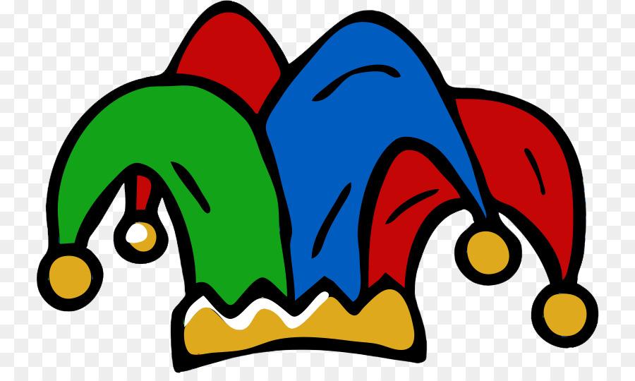 900x540 Cap And Bells Jester Hat Joker Clip Art
