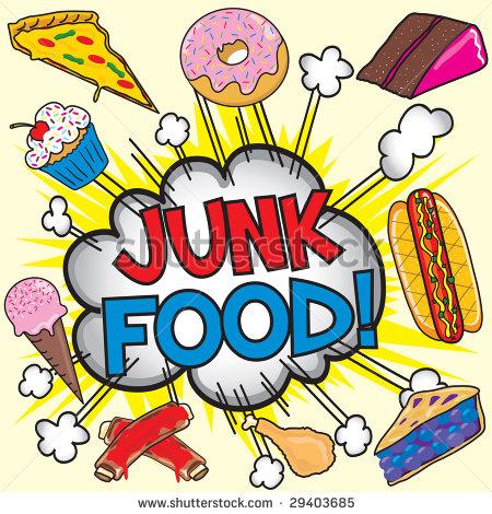 450x470 Junk Food Clipart Clipart Panda
