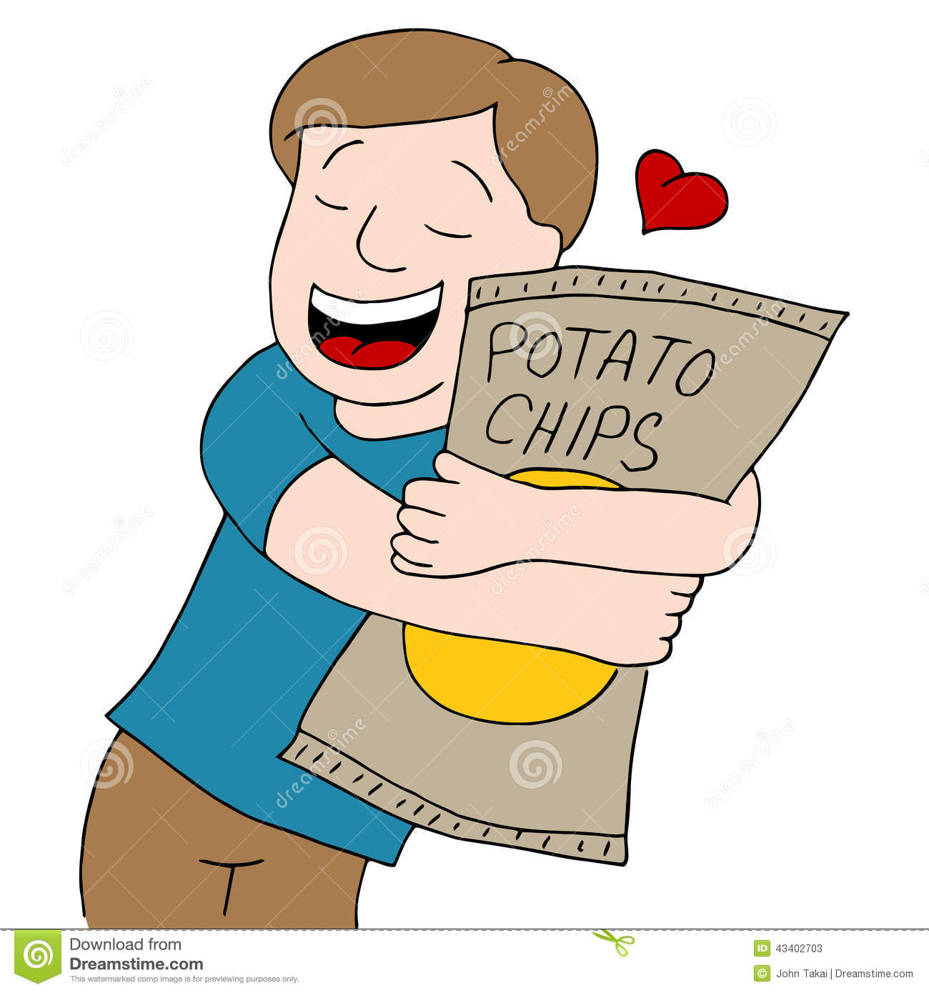 1300x1390 Potato Chips Clipart Unhealthy Food
