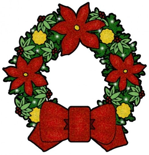 520x541 17 Best Christmas Clip Art And Coloring Images On Free