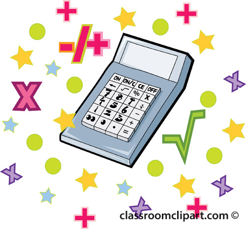 500x466 Math Clip Art For Middle School Free Clipart Images 8