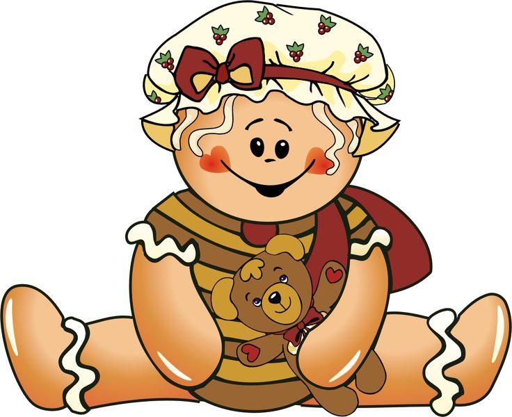 736x600 Gingerbread Man Clip Art Free Clipart Images 2