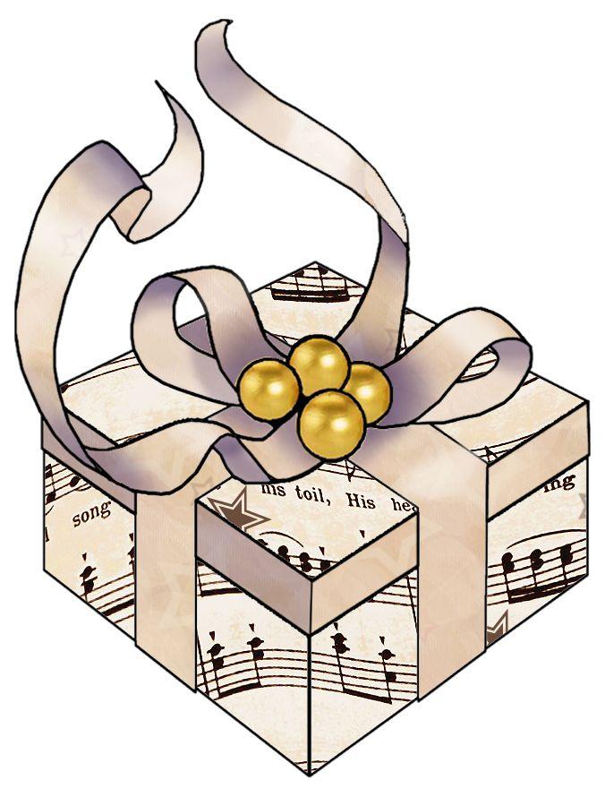 676x890 Christmas Music Clip Art Clipart Panda