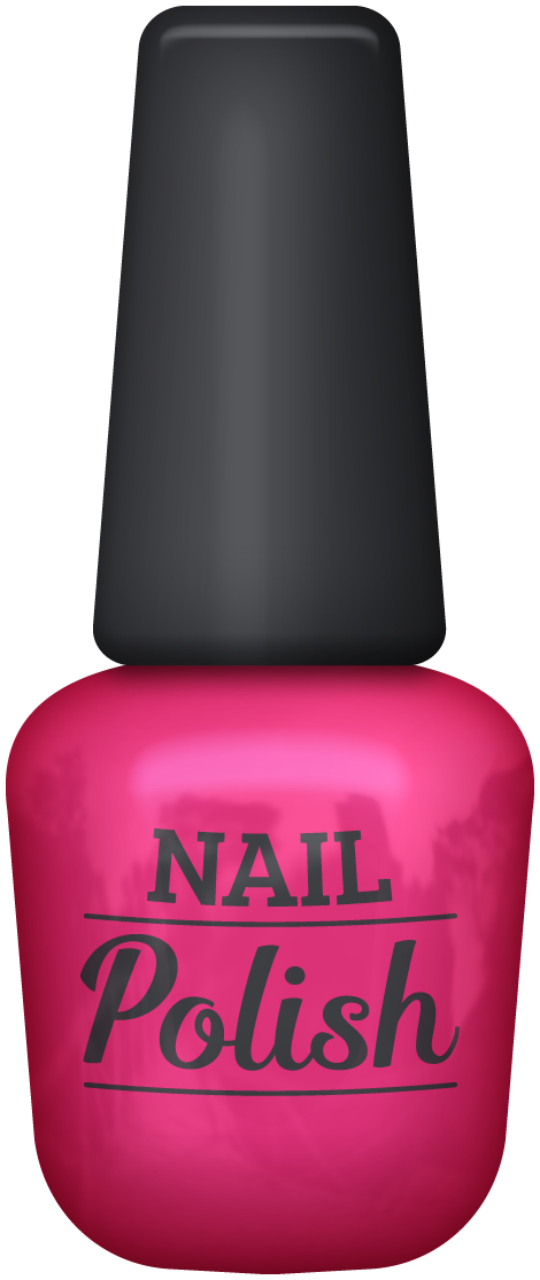 Clipart Of Nail Polish
