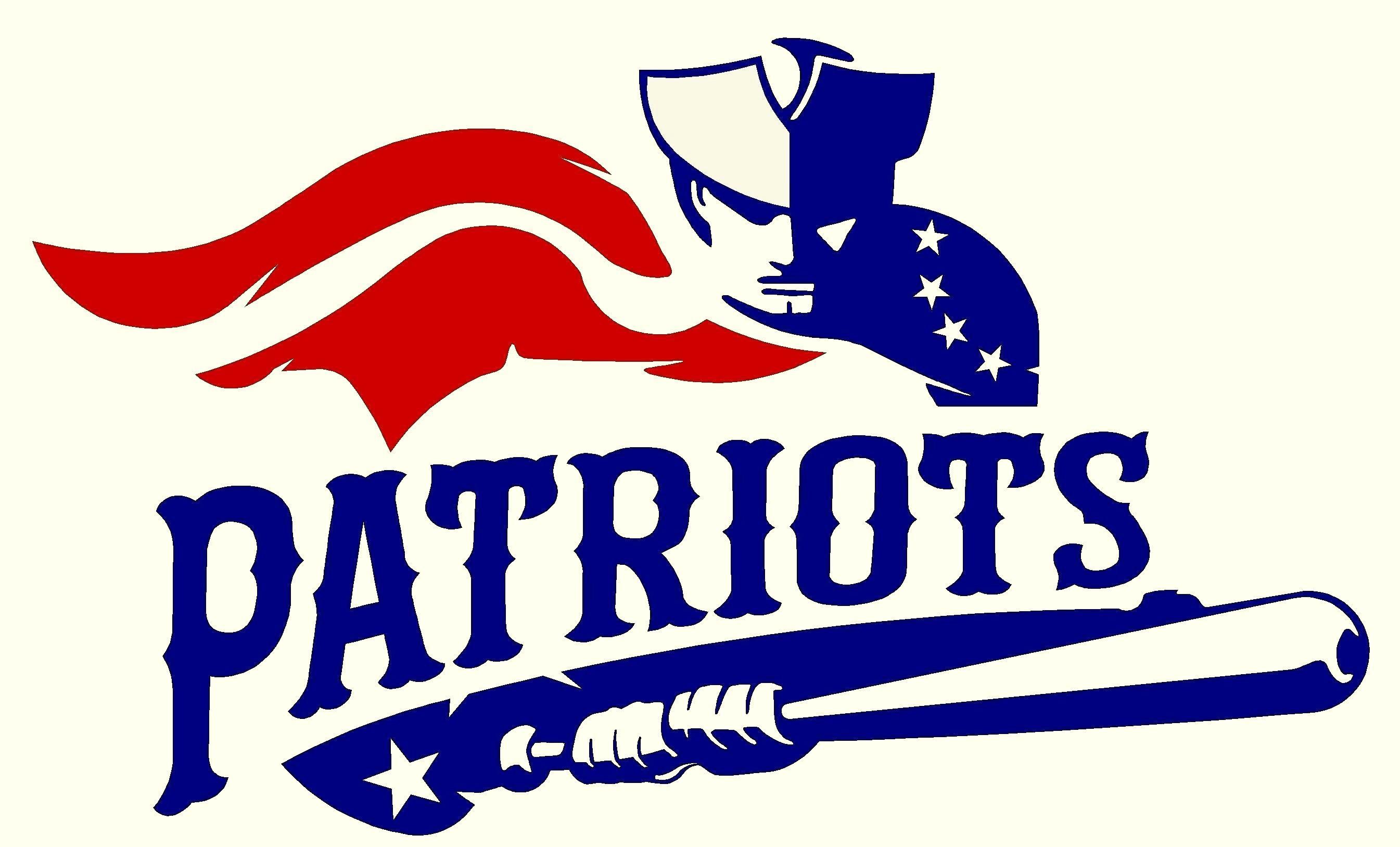 2690x1627 Patriots Baseabll Clipart
