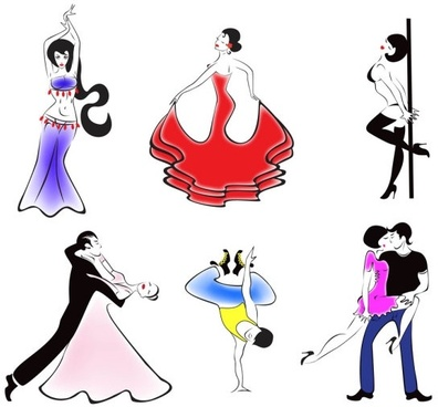 396x368 Dance Free Vector Download (562 Free Vector) For Commercial Use