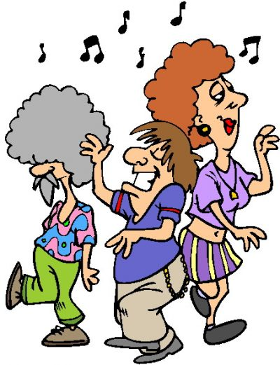 400x521 Dancing Clipart Clipartaz Free Clipart Collection