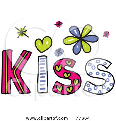 450x470 Kiss Must Clipart