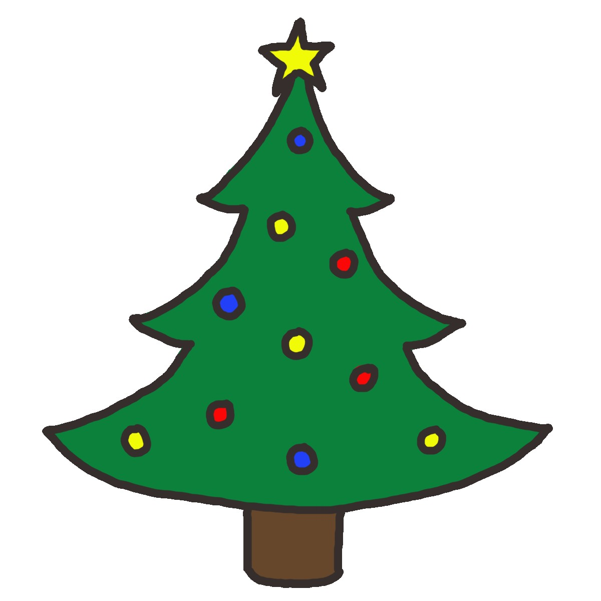 1200x1200 Pine Tree Silhouette And Clip Art On 2 Christmas Also