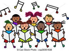 220x165 Choir Clip Art Choir Singers Clipart Clipart