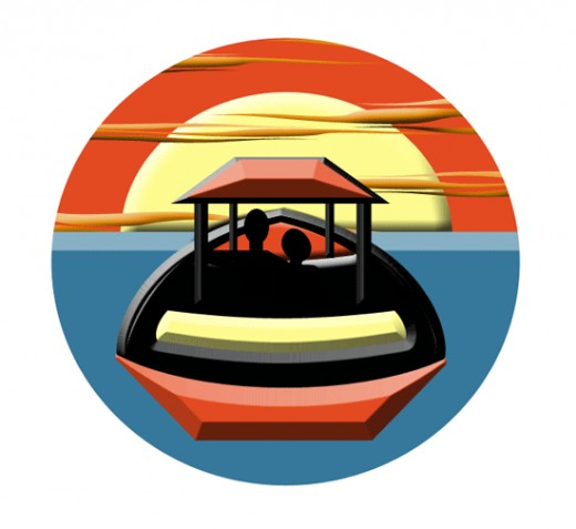 520x477 Image Of Boat Clipart