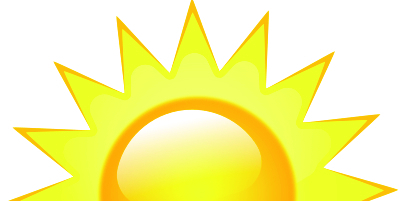 399x201 Pretty Inspiration Ideas Sunrise Clipart Morning Clip Art Bing