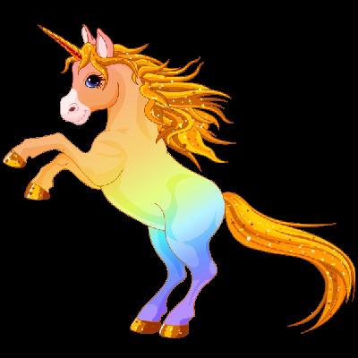 400x400 Cute Unicorn Clip Art Cartoon Animal Images Tattoos