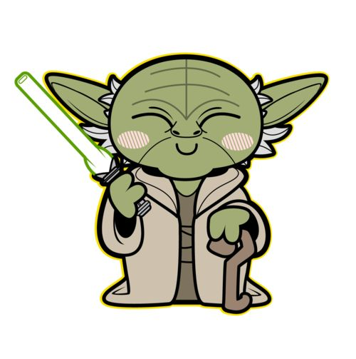 Clipart Of Yoda