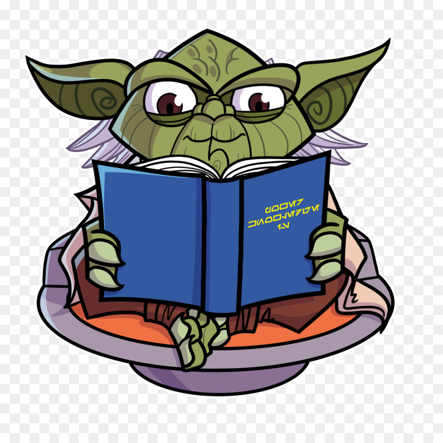 900x900 Yoda Luke Skywalker Clip Art