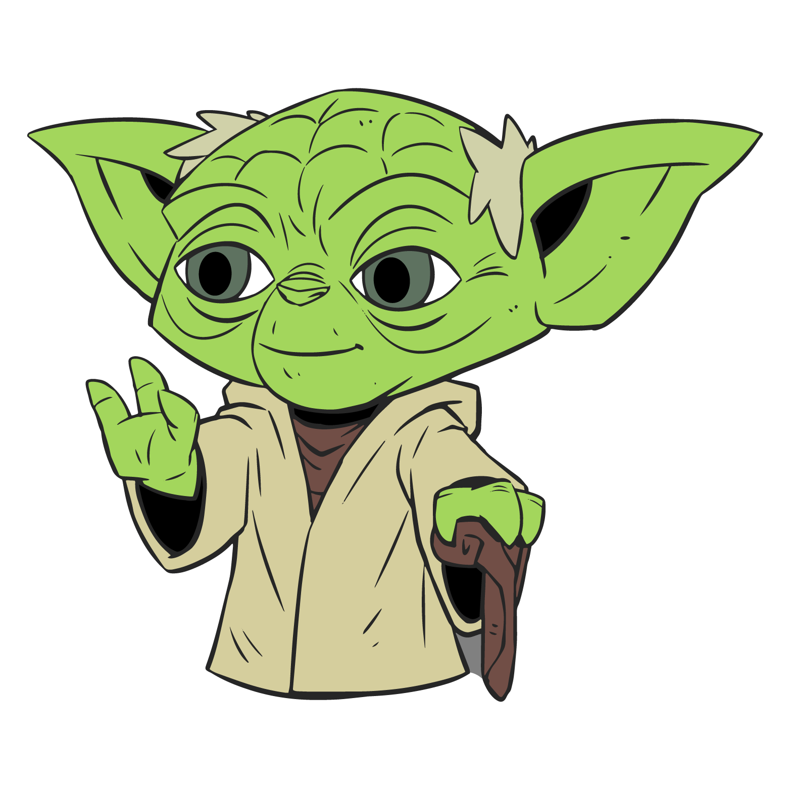 clipart of yoda at getdrawings com free for personal use clipart rh getdrawings com yoda clip art free yoga clip art funny images