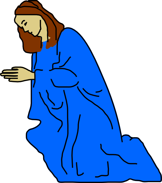 534x603 Praying Asking God Clip Art